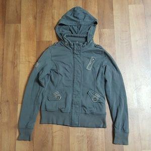Hurley Gray Jacket